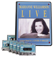 Order Now Marianne Williamson Live